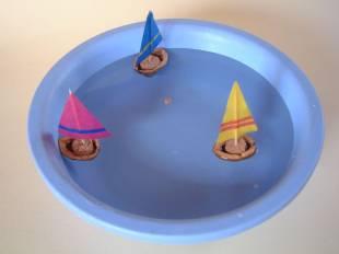 Basteln Mit Kindern Basteln Rund Ums Wasser Kostenlose