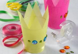 Basteln Mit Kindern Lichter Und Lampen Kostenlose