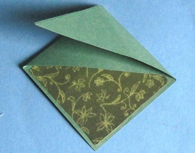 basteln mit kindern kostenlose bastelvorlage origami und papier lesezeichen aus papier. Black Bedroom Furniture Sets. Home Design Ideas