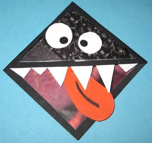 basteln mit kindern kostenlose bastelvorlage origami und. Black Bedroom Furniture Sets. Home Design Ideas