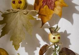 Basteln Mit Kindern Basteln Im Herbst Kostenlose Bastelvorlagen