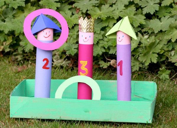 Basteln mit kindern kostenlose bastelvorlage selbst for Outdoor spule selber bauen