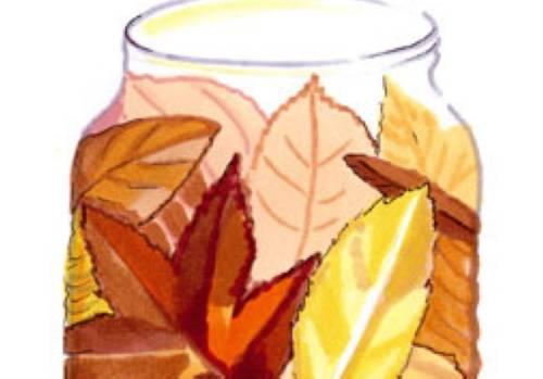 Basteln Mit Kindern Kostenlose Bastelvorlage Basteln Im Herbst