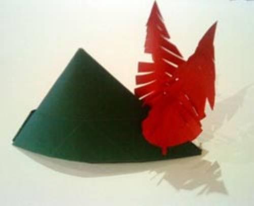 Basteln Mit Kindern Kostenlose Bastelvorlage Kostume Robin Hood Hut