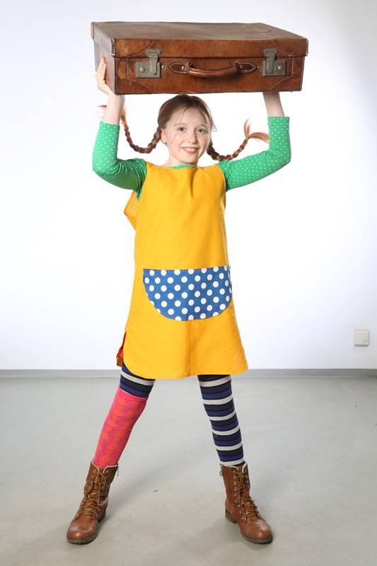 Basteln Mit Kindern Kostenlose Bastelvorlage Kostüme Pippi