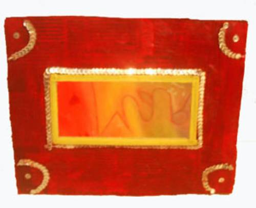 basteln mit kindern kostenlose bastelvorlage muttertag spiegel aus pappmach. Black Bedroom Furniture Sets. Home Design Ideas