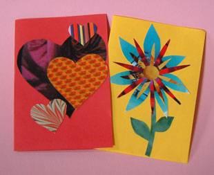 bastelvorlage muttertag aus papier muttertagskarten zum basteln. Black Bedroom Furniture Sets. Home Design Ideas