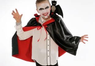 Basteln Mit Kindern Halloween Kostume Kostenlose Bastelvorlagen