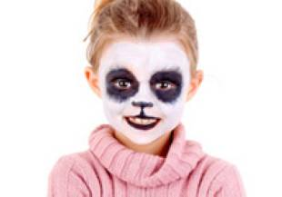 Basteln Mit Kindern Kinderschminken Kostenlose Bastelvorlagen