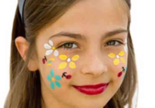Kinderschminken Anleitung Vorlagen Zum Ausdrucken 10
