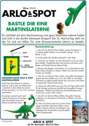 Basteln Mit Kindern Basteln Zum Martinstag Kostenlose