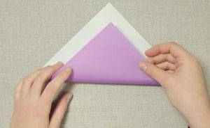 Bevorzugt Basteln mit Kindern - Kostenlose Bastelvorlage Origami und Papier XP38