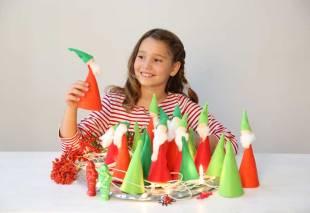 Weihnachtskalender Für Kinder Basteln.Basteln Mit Kindern Adventskalender Kostenlose Bastelvorlagen Zum