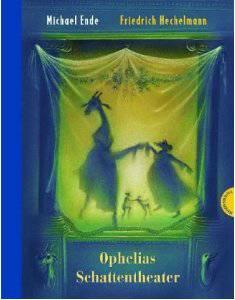 Buch-Cover Ophelias Schattentheater