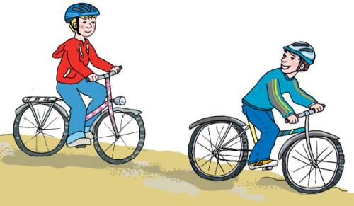 Vorlesegeschichte Nagel Im Fahrrad Reifen