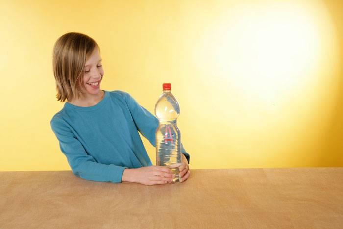 experiment für kinder  experimente mit wasser der