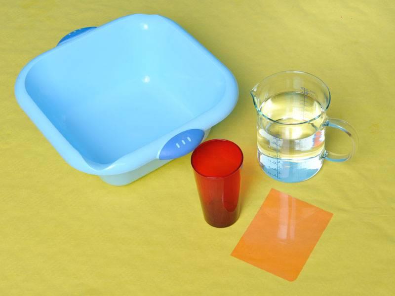 experiment f r kinder experimente mit wasser das umgedrehte wasserglas. Black Bedroom Furniture Sets. Home Design Ideas
