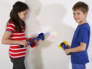 experiment für kinder - experimente mit wasser: der tauchende trinkhalm
