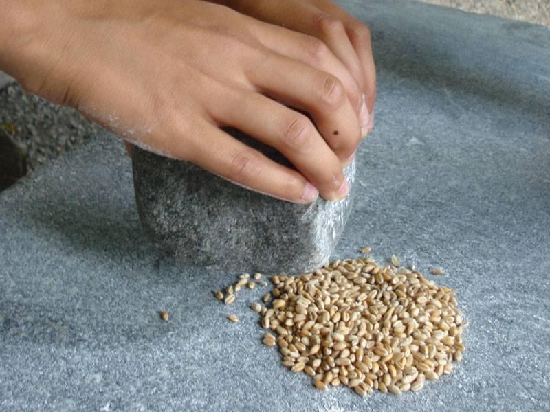 Steinzeit brot backen rezepte