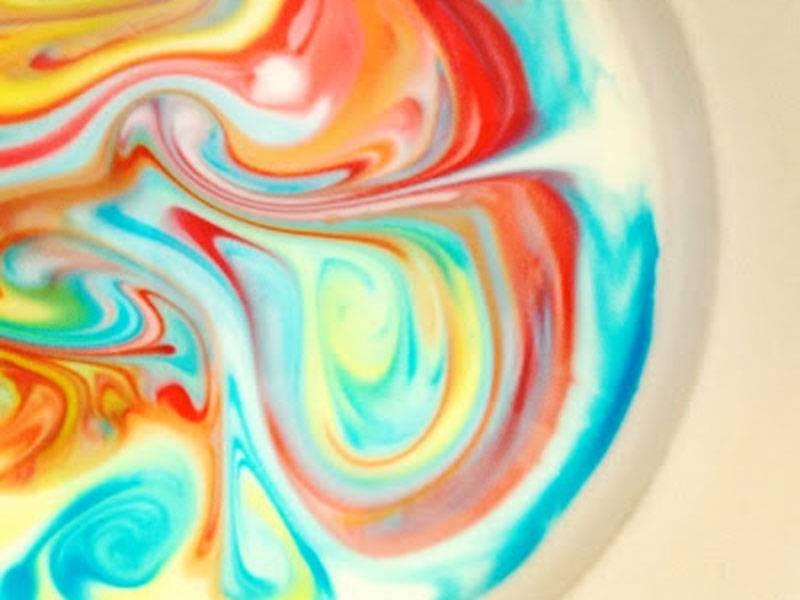 experiment für kinder  sonstige experimente tanzende milch