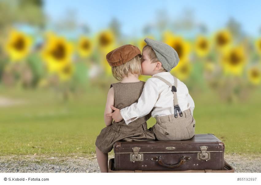 Kinderbücher über Die Liebe