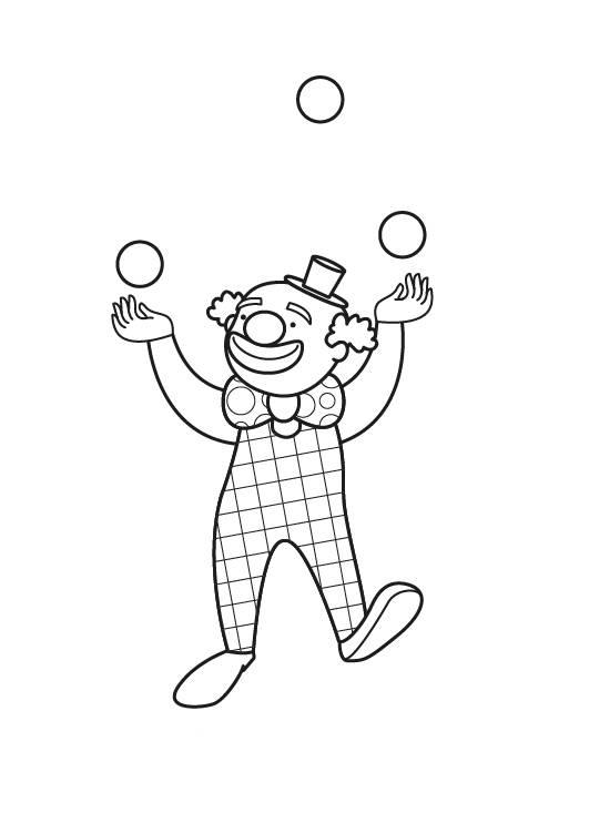 34 clown bilder zum ausdrucken  besten bilder von
