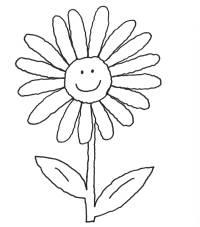 Kostenlose Ausmalbilder Und Malvorlagen Blumen Zum Ausmalen Und