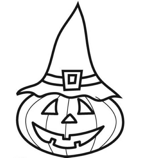malvorlage kürbis halloween  ausmalbilder