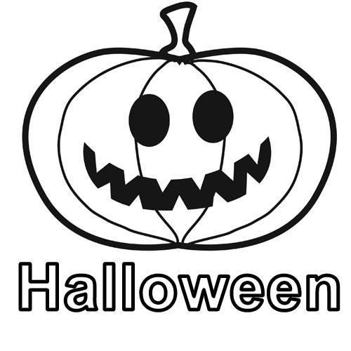 Halloween Kuerbis Zum Ausmalen.Kostenlose Malvorlage Halloween Kurbis Zum Ausmalen Zum Ausmalen