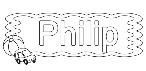 Vorname Phil