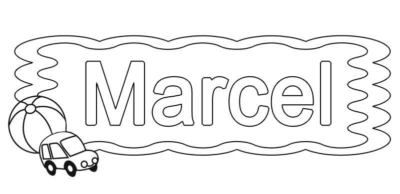 Marcel Vorname