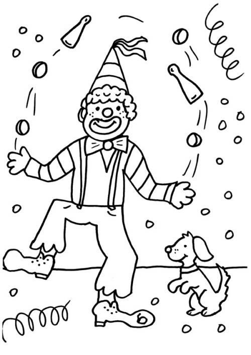 Sendung Maus 09 Gratis Malvorlage In Comic: Kostenlose Malvorlage Karneval, Fasching, Fastnacht