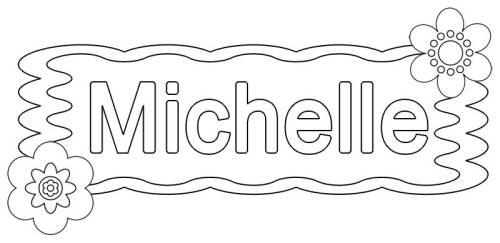 Michelle Vorname
