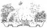 Malen nach Zahlen: Malen nach Zahlen: Fuchs zum Ausmalen