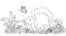 Malen nach Zahlen: Malen nach Zahlen: Igel zum Ausmalen