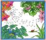 Malen nach Zahlen: Malen nach Zahlen: Kolibri und Schmetterlinge zum Ausmalen
