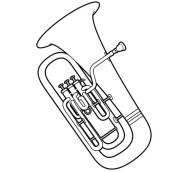 kostenlose ausmalbilder und malvorlagen: musik zum