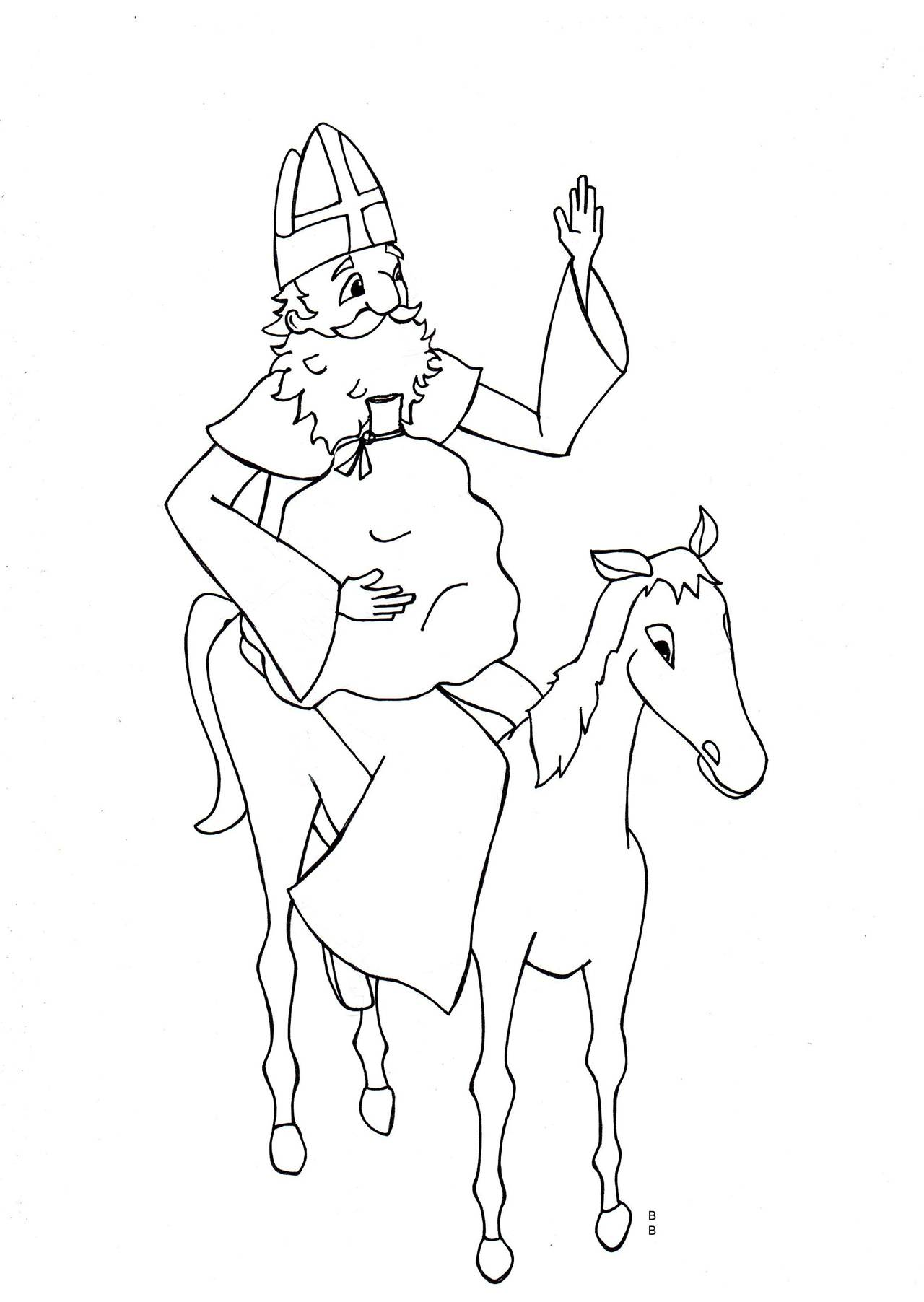 27 Nikolaus Bilder Kostenlos Ausdrucken - Besten Bilder von
