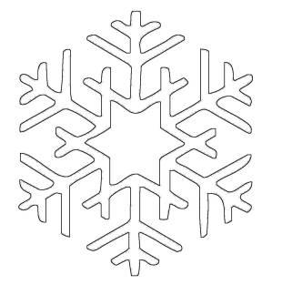 kostenlose malvorlage schneeflocken und sterne: kostenlose