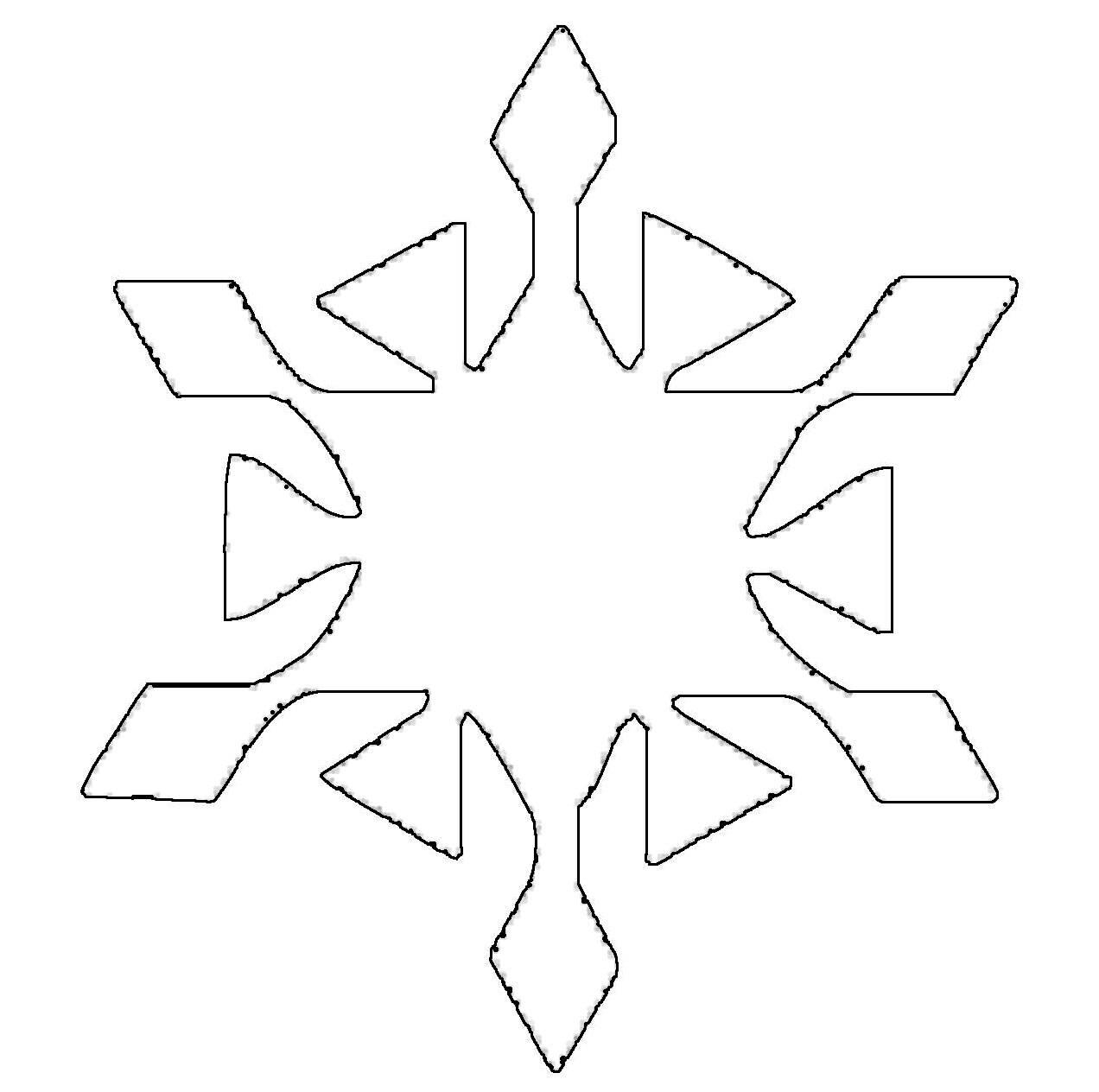 kostenlose malvorlage schneeflocken und sterne