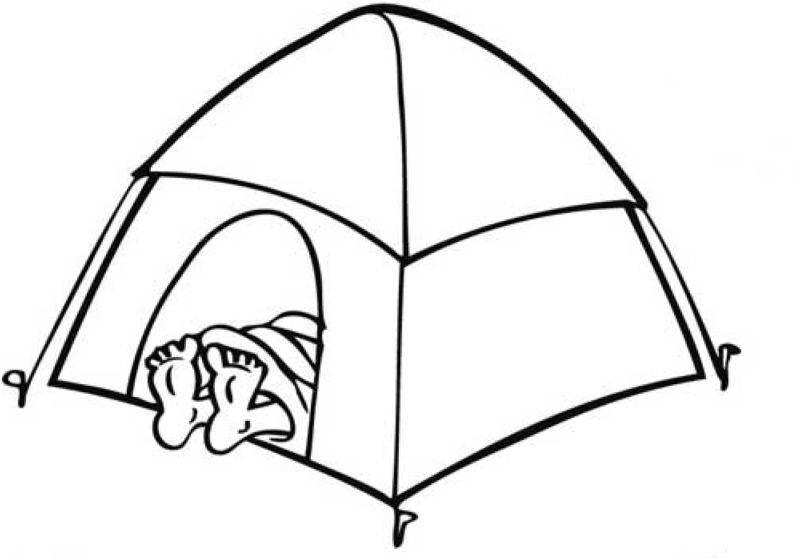 Erfreut Familien Camping Malvorlagen Galerie - Ideen färben ...