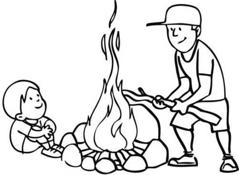Charmant Malvorlagen Feuer Ideen - Ideen färben - blsbooks.com