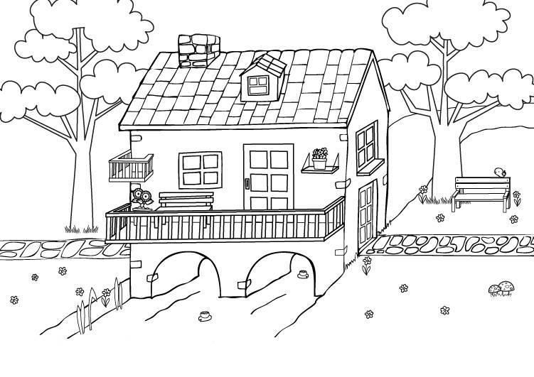 Ausmalbilder Minecraft Haus 1085 Malvorlage Minecraft Ausmalbilder