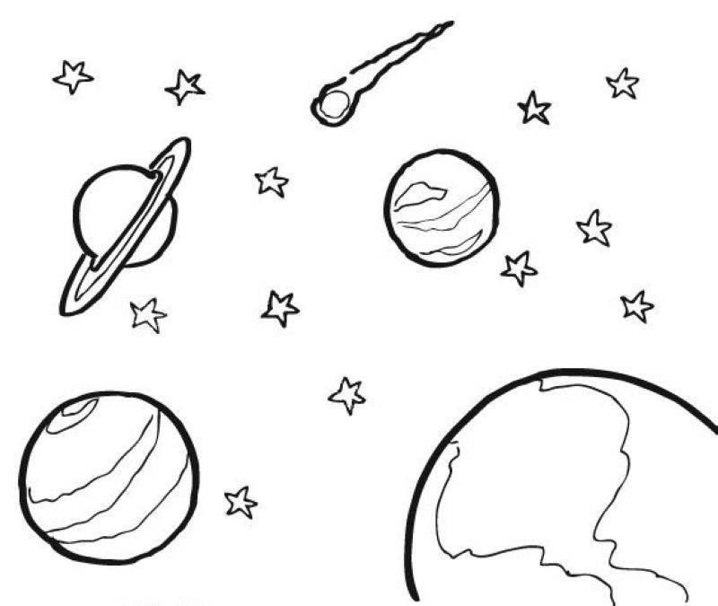 Malvorlagen Planeten Und Sterne Murderthestout