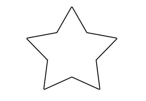 ausmalbild winter stern kostenlos ausdrucken