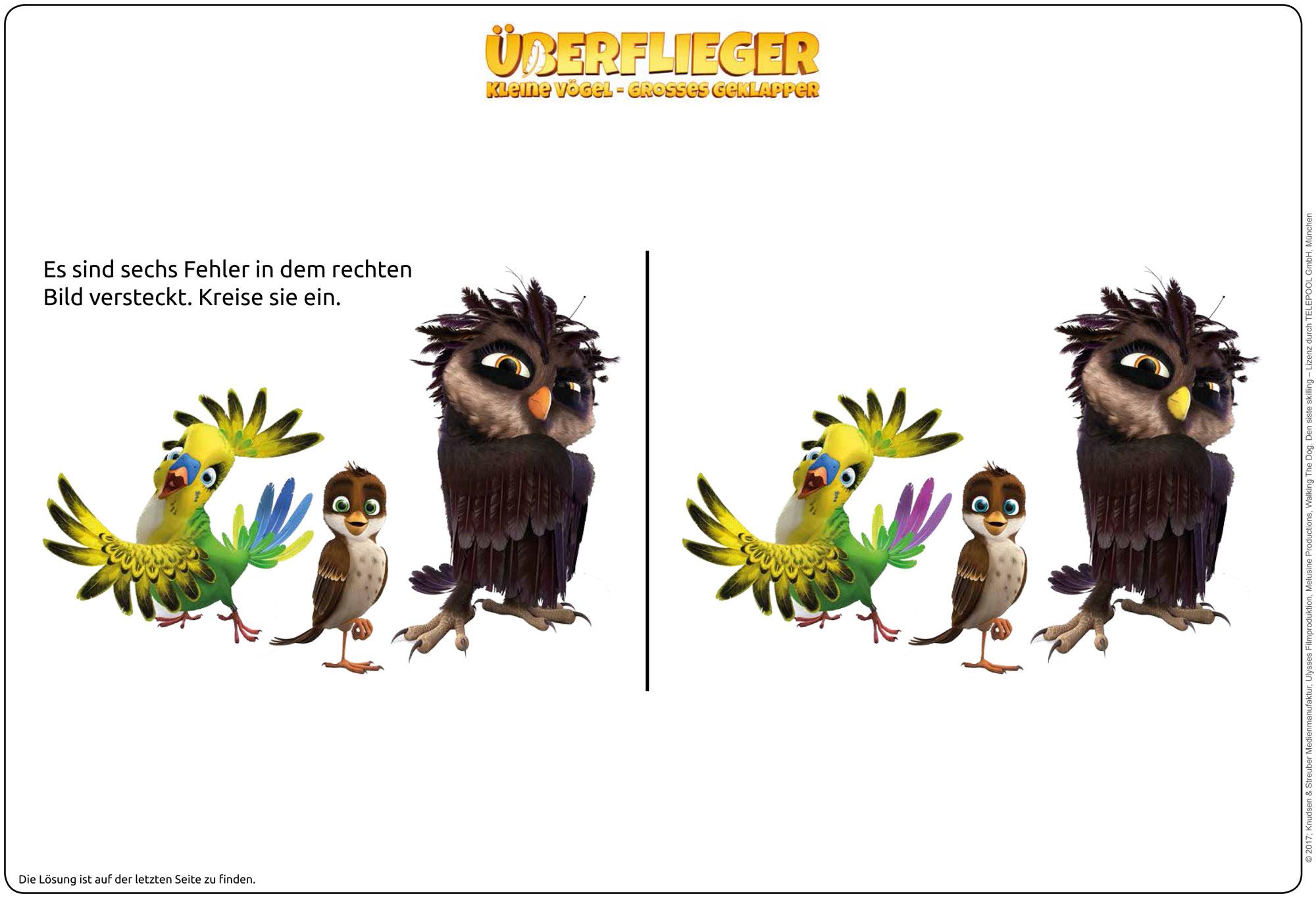 ausmalbild suchbilder f252r kinder fehlersuchbild