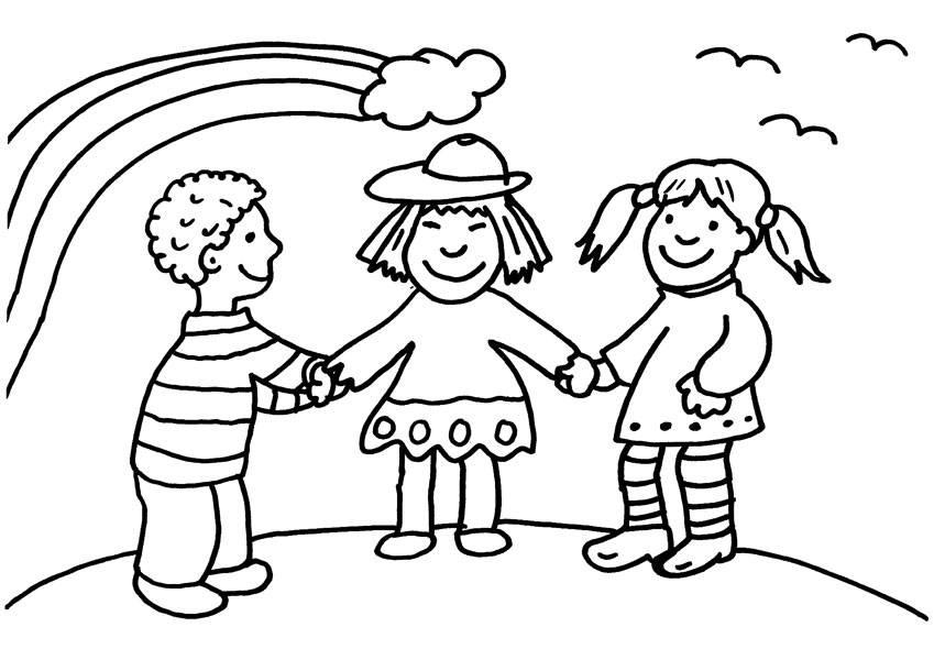 Kinder Zeichnen Und Ausmalen Kinder Malvorlagen Zum Ausdrucken