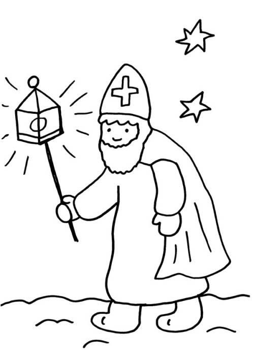 Kostenlose Malvorlage Sankt Martin Sankt Martin Zum Ausmalen