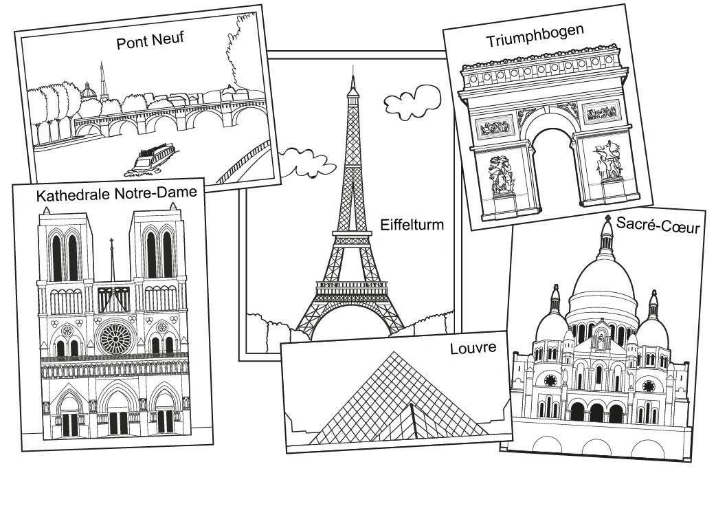 kostenlose ausmalbilder und malvorlagen urlaub und reisen