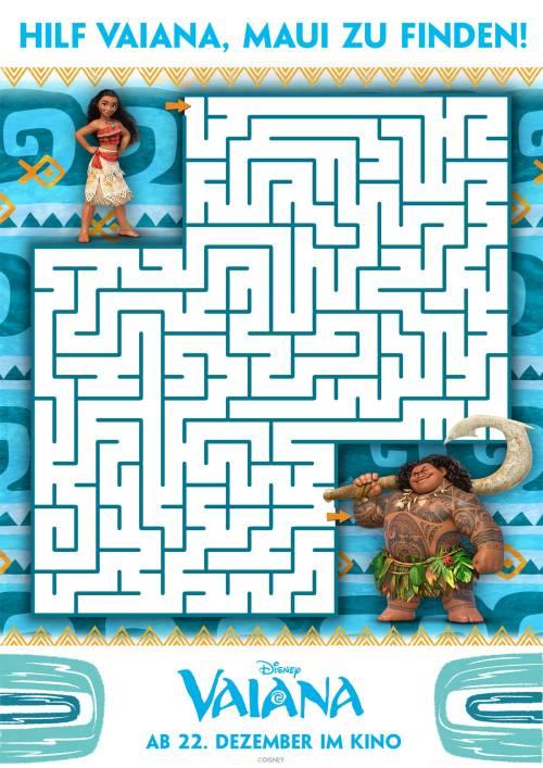 labyrinth vaiana